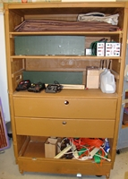 Fig 4 - Supply Cabinet